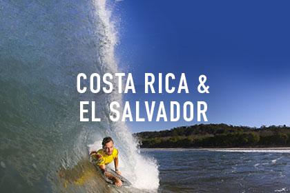 Costa Rica & El Salvador Bodyboarding