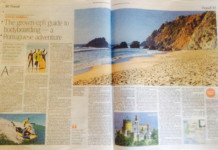 Bodyboard Holidays Times Newspaper Review