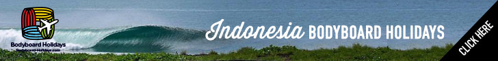Indonesia Bodyboard Holidays