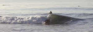 Bodyboarding California