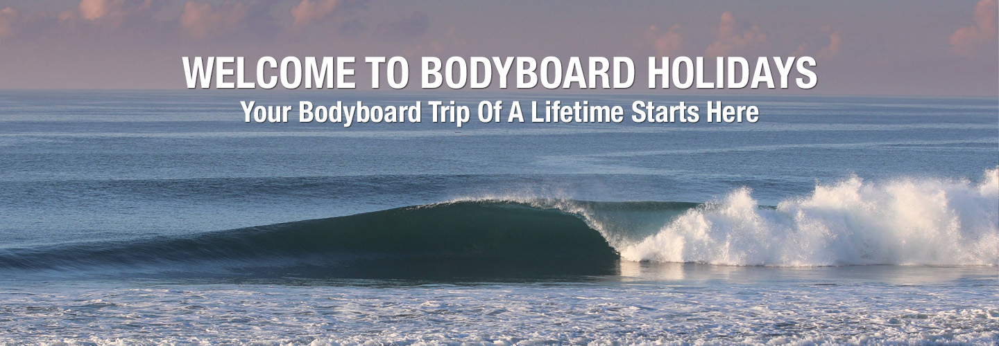 Bodyboard Holidays
