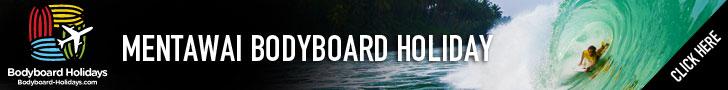 Mentawai Bodyboard Holidays