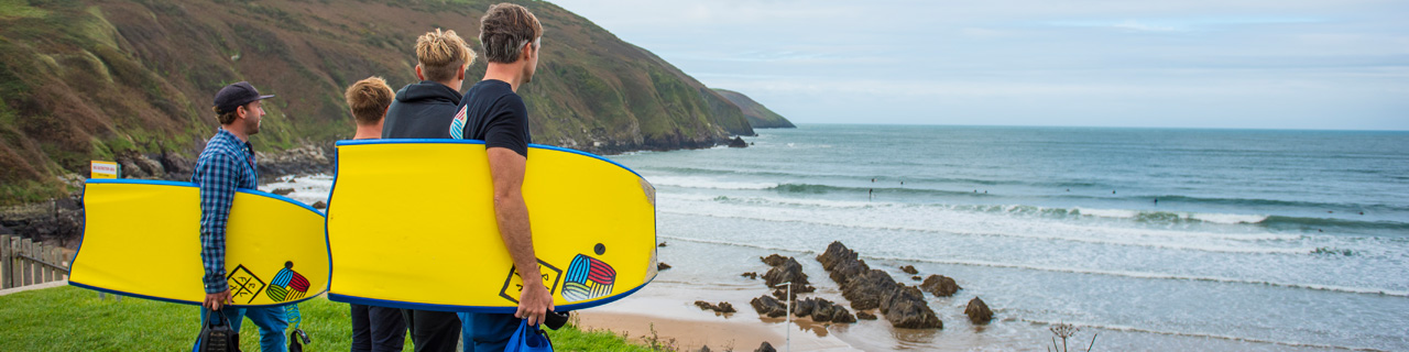 Area Croyde Bodyboard Camp