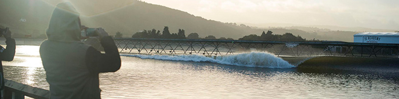 Climate Surf Snowdonia
