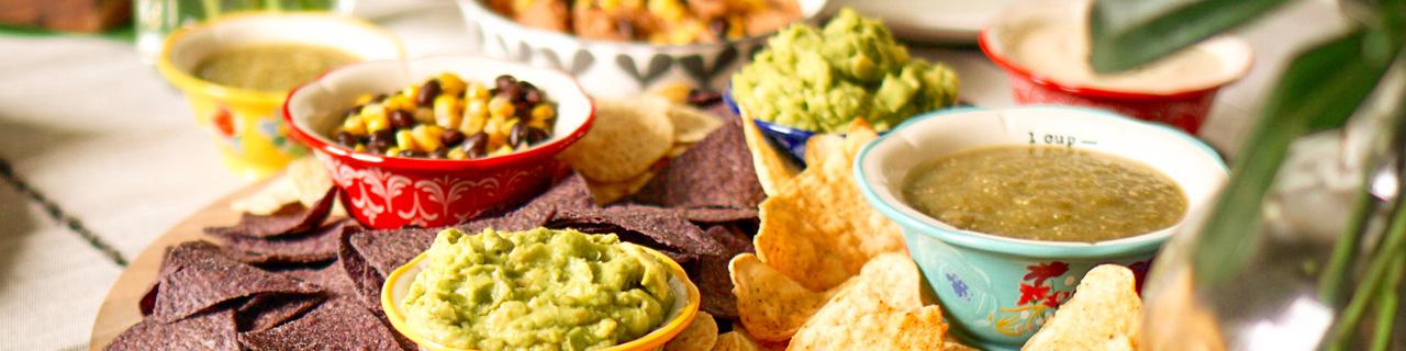 Food El Salvador