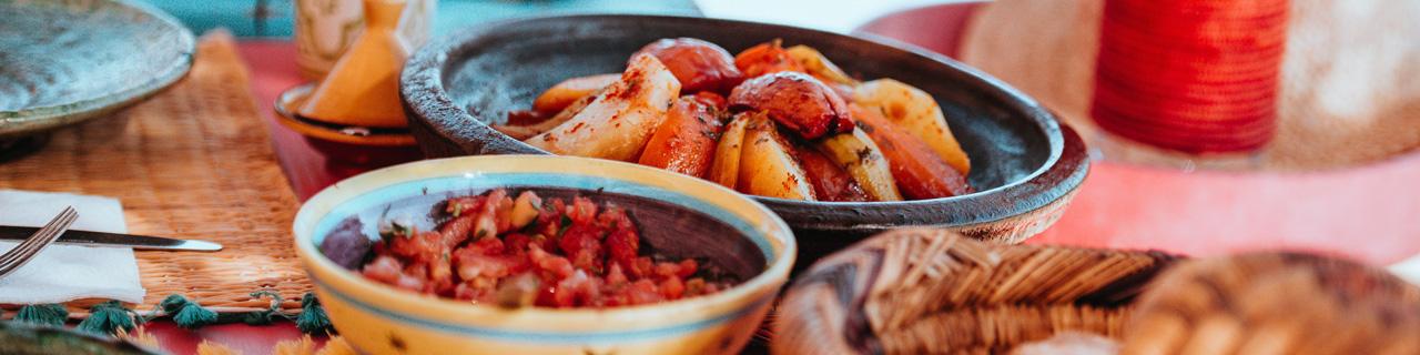 Food Secret Morocco