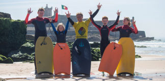 Portugal Family Bodyboard Holiday