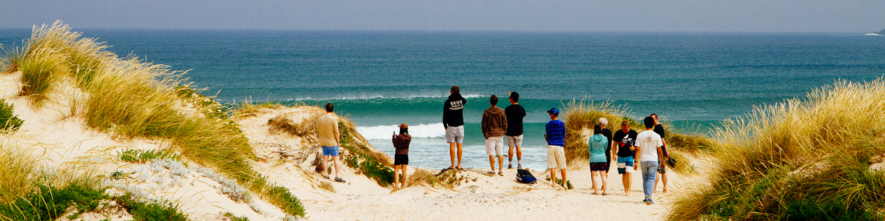 Area Portugal Two Person Bodyboarding Holiday