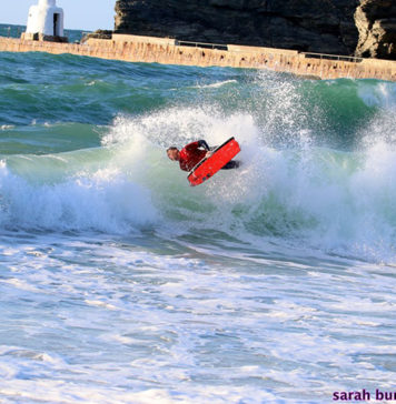 Cornish Bodyboard Series