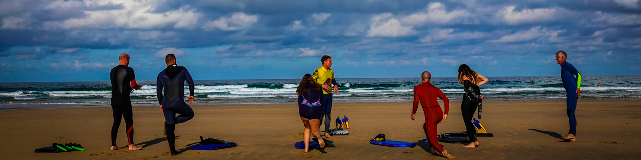 Coaching Damian Prisk Progression Session Bodyboard Weekends
