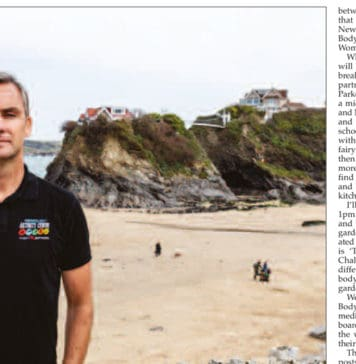 Bodyboard Holidays Newquay Voice Feature