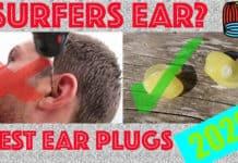 Best Ear Plugs For Surfers Ear