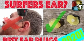 Best Ear Plugs For Surfers Ear